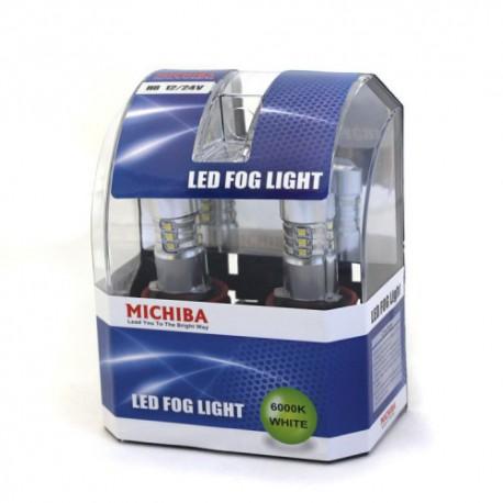 LED žárovka MICHIBA FL15-H8