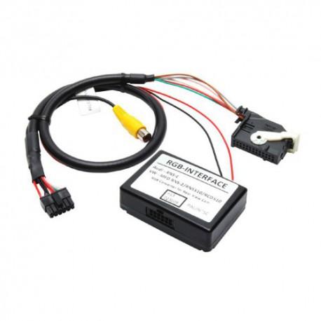 Adaptér video signálu parkovací kamery pro OEM rádia Seat / Škoda / VW Modul 2681