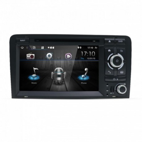 Autorádio Bosion BX 446- 2din- ANDROID-AUDI-A3, S3 a RS3