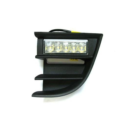 LED denní svícení DRL Octavia II 1ZF po faceliftu