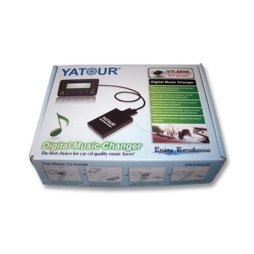 Digitální hudební adaptér YT-M06 SUZ2