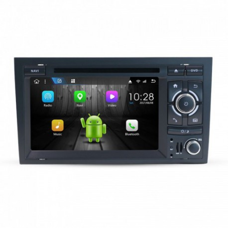 Autorádio Bosion BX 447- 2din- ANDROID-AUDI-A4, S4 A SEAT Exeo
