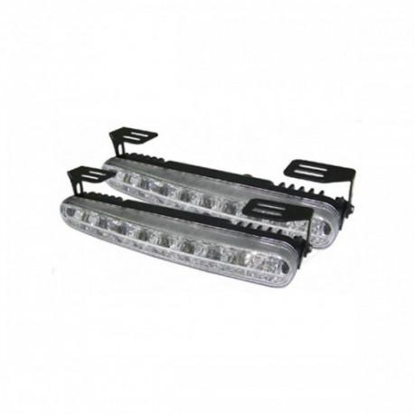 LED světla DRL 18