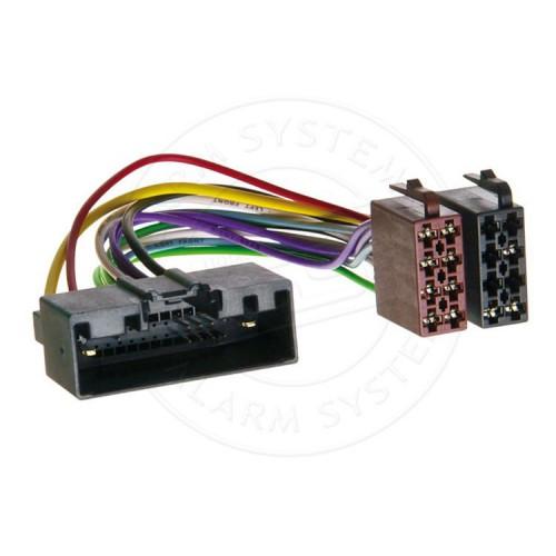 ISO adaptér pro autorádia Ford / Opel RISO-180