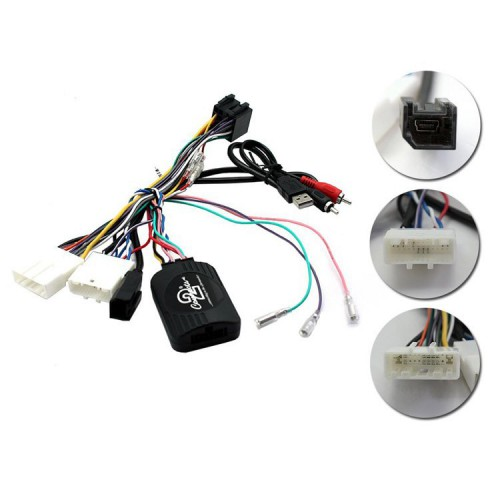 Adapter ovládání na volantu NISSAN QASHQAI II/X-TRAIL SWC NIS 11