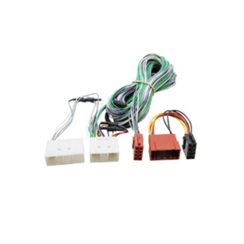 ISO rádio adaptér Chrysler, Dodge, Jeep s aktivním audio, RISO-173