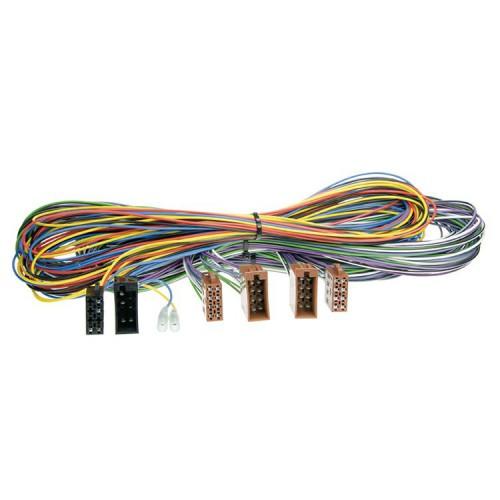 Prodlužovací kabel ISO-ISO 500mm