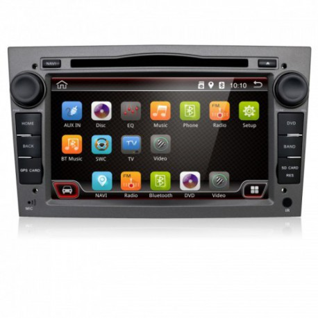 Autorádio Bosion BX 441-S- 2din- ANDROID-FORD a OPEL