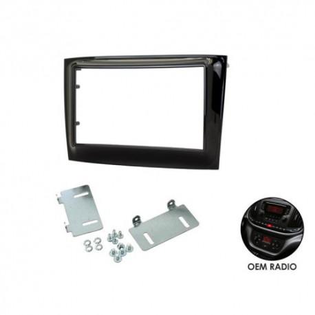 Plastový rámeček 2DIN, Fiat Doblo (15-) PF-2728 2D