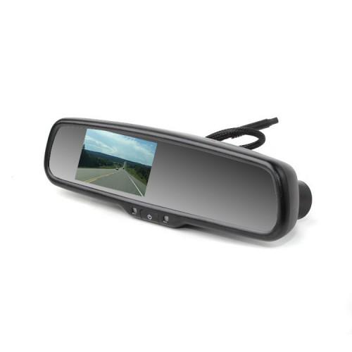 Zpětné zrcátko se záznamníkem jízdy, Nissan RM LCD BVDR NIS