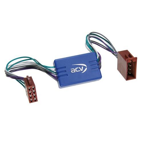 ISO rádio adaptér pro BOSE audio MERCEDES A, C, E, S RISO-155