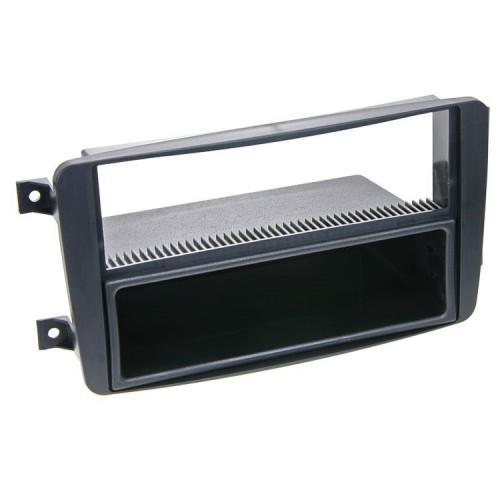 Plastový rámeček 1DIN/2ISO, MERCEDES C PF-2189