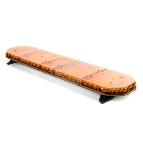 Rampa Legion Fit, oranžová, 139 cm, 4x rohový modul, 12-24V, oranžový kryt L06F-5440-AA