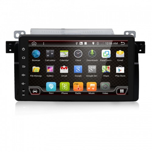 Autorádio Bosion BX 444-G- 2din- ANDROID- BMW E46