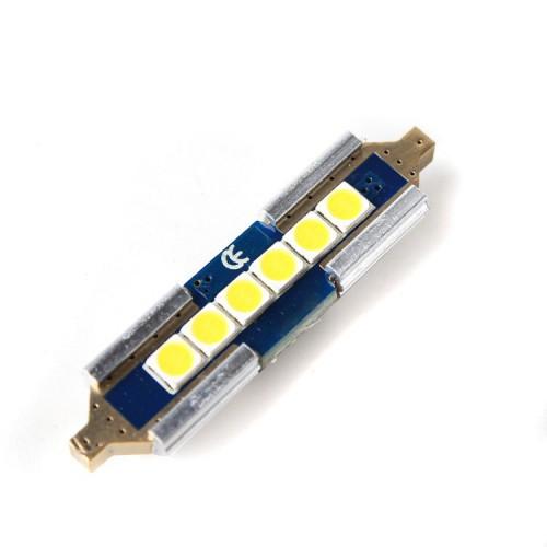 LED žárovka Sufit, 42mm, 250lm, canbus, bílá, 2ks  LED 42SUFIT 6-250