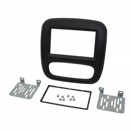 Plastový rámeček 2DIN, Renault Trafic, Opel Vivaro PF-2717 D