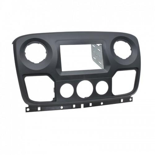 Plastový rámeček 2DIN, Renault Master, Opel Movano, Nissan (10-) PF-2806 D