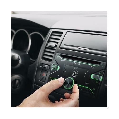 Autorádio SONY, 2DIN s CD, BT 3.0, USB, WX920BT.EUR