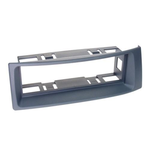 Plastový rámeček 1DIN, RENAULT Megane - tmavě šedá PF-2140 1