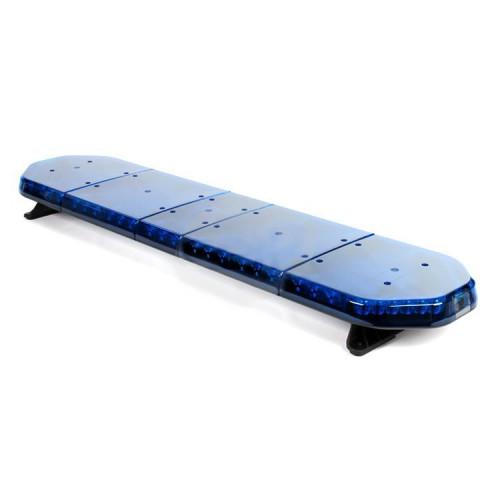 Rampa Legion Fit,  modrá, 139 cm, 4x rohový modul, 12-24V, modrý kryt, L06F-5440-BB
