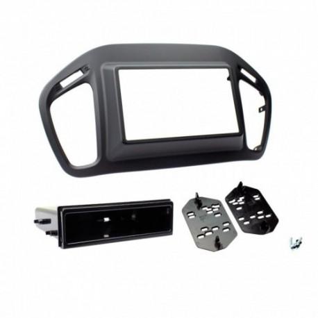 Plastový rámeček 2DIN/1DIN, Jeep Compass (17-) PF-2803