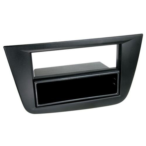 Plastový rámeček 1DIN, SEAT Toledo (04-), Altea - černá PF-2260 1