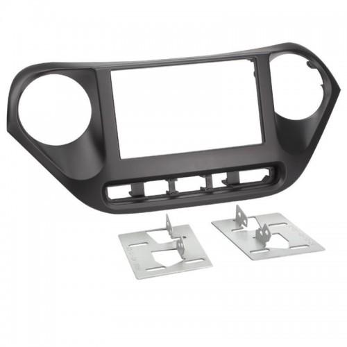 Plastový rámeček 2DIN, Hyundai i10 II. (14-) PF-2627 D