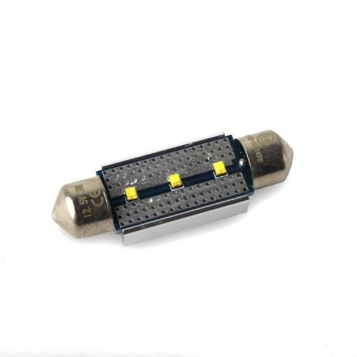 LED žárovka Sufit, 42mm, 450lm, canbus, bílá, 2ks  LED 42SUFIT 3-450