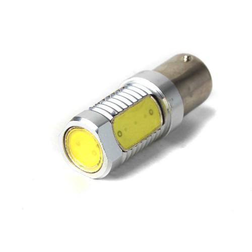 LED žárovka BA15s, 8led, 550lm, 6W, bílá, 1ks  LED BA15S 8-550