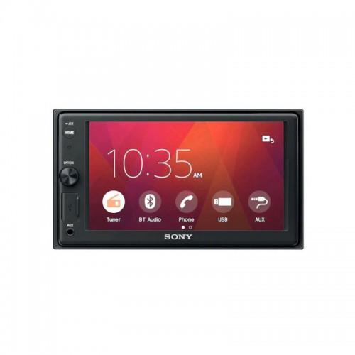 Multimediální autorádio SONY, dotykový displej, USB, BT XAVV10BT.EUR