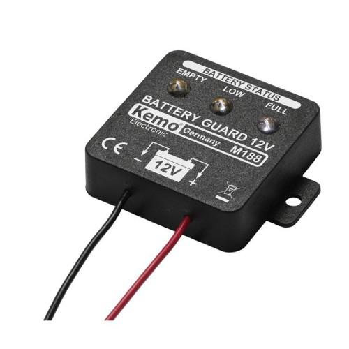 Modul kontroly stavu baterie 12V M188