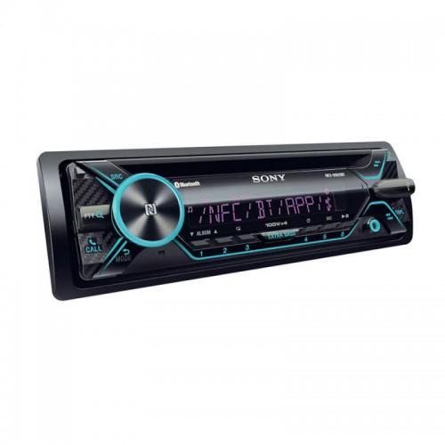 Autorádio SONY, 1DIN, CD, 4x100W, USB, BT, DSO MEXGS820BT.EUR