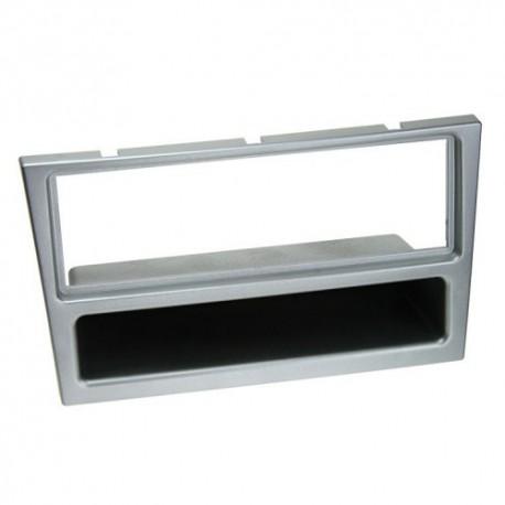 Plastový rámeček 1DIN, OPEL Agila, Corsa, Astra, stříbrná PF-1998 4