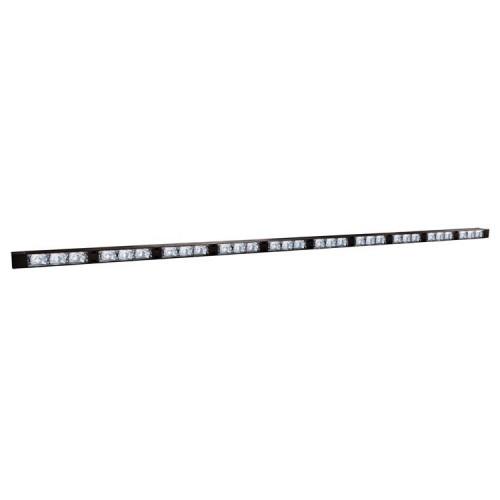 Nízkoprofilová LED alej, 10-prvková, 12-24V TR3-10