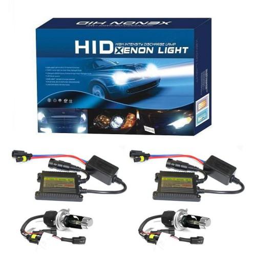 Xenonová přestavbová sada HID SLIM H4D-6000