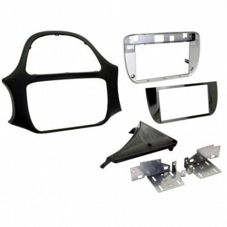 Plastový rámeček 2DIN, Fiat Punto EVO (10-) PF-2783 D