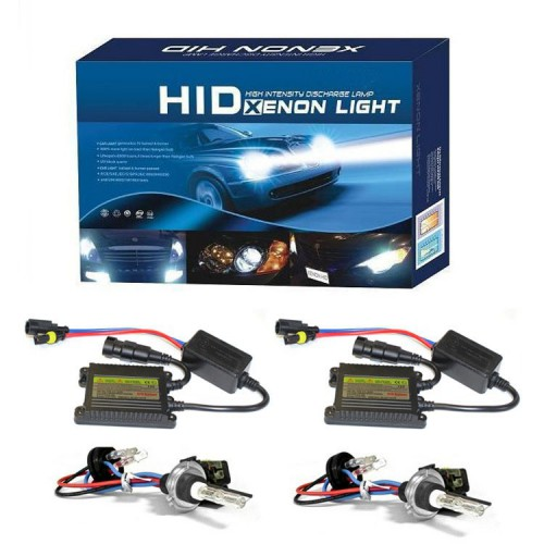 Xenonová přestavbová sada HID SLIM H7-4300