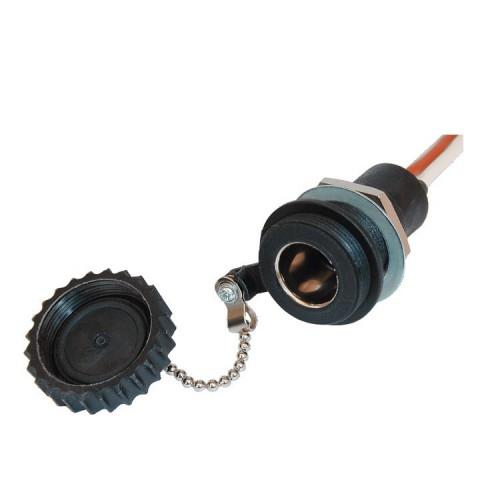 Zásuvka cigaretového zapalovače, voděodolná IP67 52005000