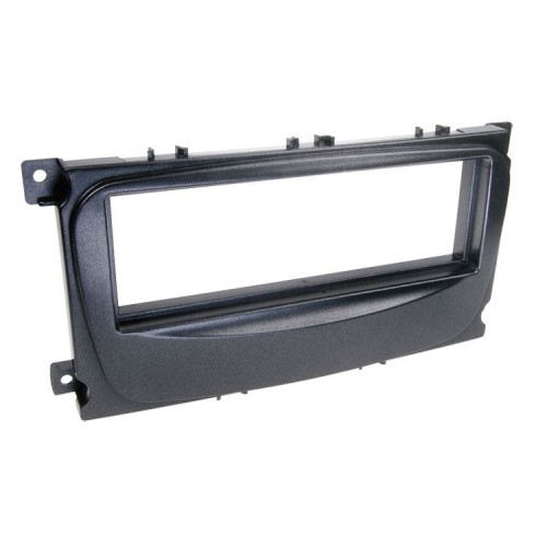 Plastový rámeček 1DIN, Ford Focus C-MAX, S-MAX, Galaxy - černá PF-2344 1