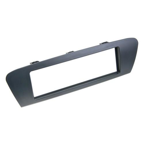 Plastový rámeček 1DIN, Renault Scenic III. (09-) - tmavě šedá PF-2396 1