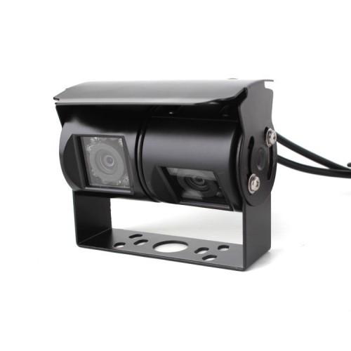 Univerzální dvojitá parkovací kamera BC TWIN