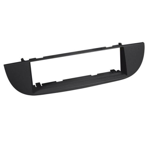 Plastový rámeček 1DIN, FIAT 500 - černá PF-2348 1