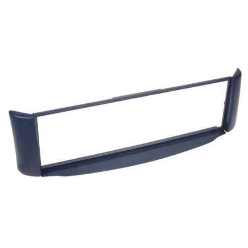 Plastový rámeček 1DIN, SMART ForTwo - modrá PF-2176 1