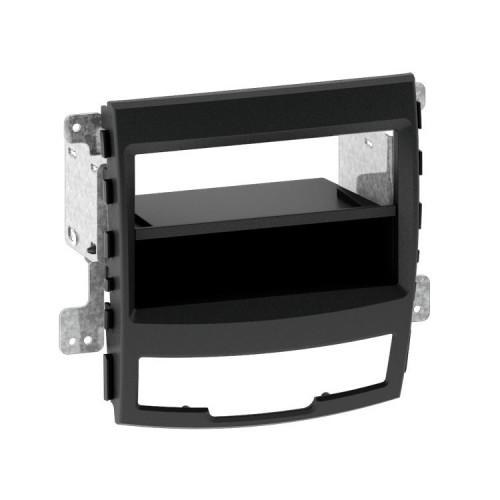 Plastový rámeček 1DIN, SSANGYONG Korando II. PF-2508
