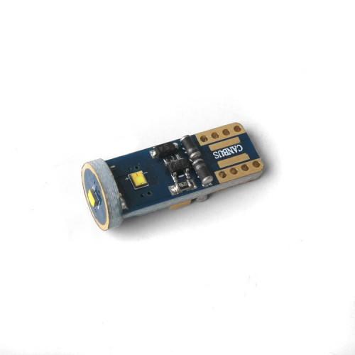 LED žárovka T10, 200lm, canbus, bílá, 2 ks  LED T10 3-200