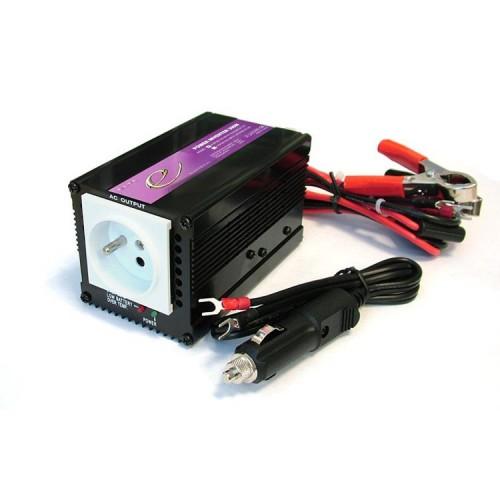 Měnič napětí 12V/230V SP300-12V