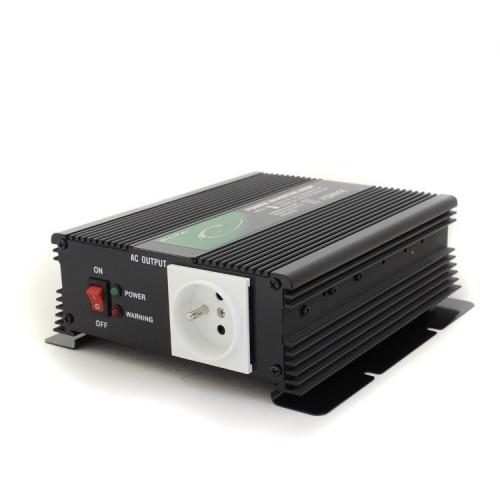 Měnič napětí 12V/230V SP600-12V