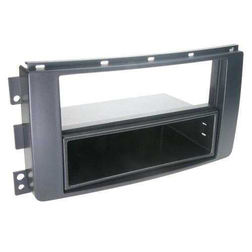 Plastový rámeček 1DIN, SMART Fortwo, Forfour PF-2418