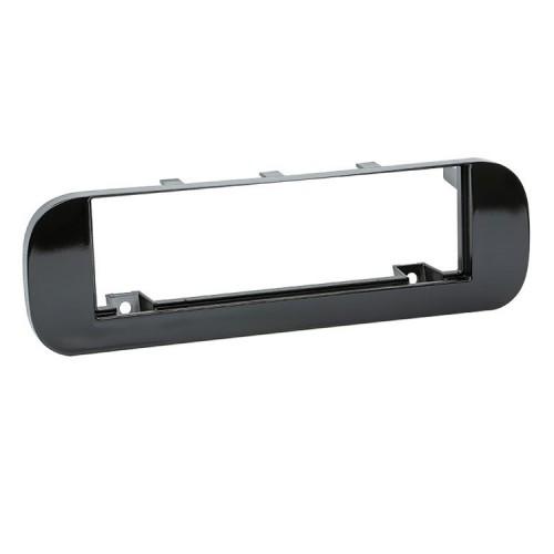 Plastový rámeček 1DIN, Fiat Panda III, černá lesklá PF-2555