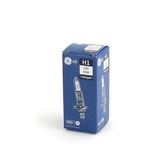 Halogenová žárovka GE H1